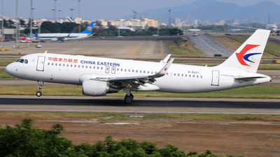 B-8227 - Airbus A320-214 - China Eastern Airlines