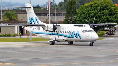 A picture of XATLN - ATR 42500 - [564] - © Jorge Saenz