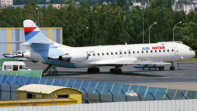 F-GCVK - Sud Aviation SE 210 Caravelle 12 - Air Inter
