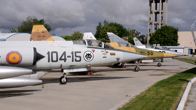 C.8-2 - Lockheed F-104G Starfighter - Spain - Air Force