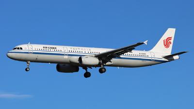 B-6885 - Airbus A321-232 - Air China