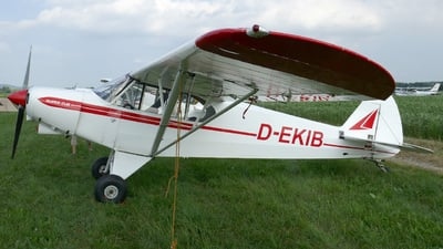 D-EKIB - Piper PA-18-150 Super Cub - Private