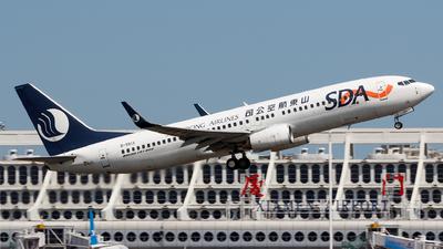 B-5513 - Boeing 737-86N - Shandong Airlines
