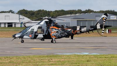 H46 - Agusta A109BA - Belgium - Air Force