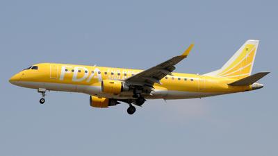 JA07FJ - Embraer 170-200STD - Fuji Dream Airlines