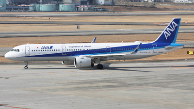 JA150A - Airbus A321-272N - All Nippon Airways (ANA)