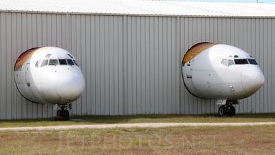 EC-BYE - McDonnell Douglas DC-9-32 - Iberia