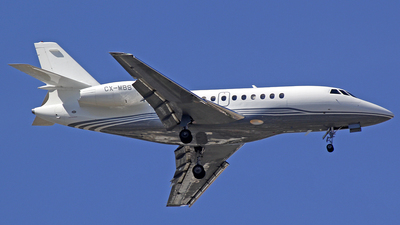 CX-MBS - Dassault Falcon 2000 - Private