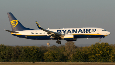 A picture of EIEFH - Boeing 7378AS - Ryanair - © Szabó Imre