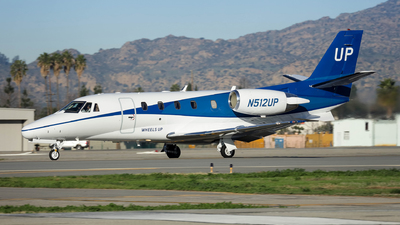 N512UP - Cessna 560XL Citation XLS - Cessna Aircraft Company