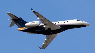N400FX - Embraer EMB-550 Legacy 500 - Flexjet