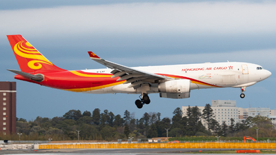 B-LNY - Airbus A330-243F - Hong Kong Airlines Cargo
