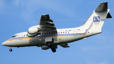 PK-TNV - British Aerospace BAe 146-100 - TransNusa