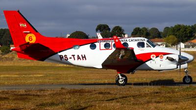 PS-TAH - Beechcraft C90GTi King Air - Brazil - Military Firefighters