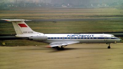 CCCP-65782 - Tupolev Tu-134A - Aeroflot