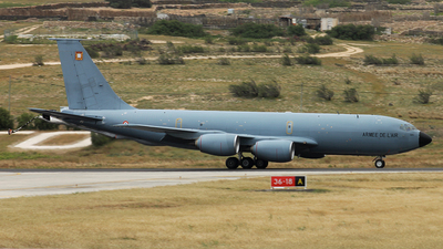 525 - Boeing KC-135R Stratotanker - France - Air Force