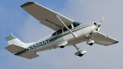 N8525T - Cessna 182C Skylane - Private