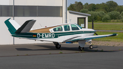 D-EMRD - Beechcraft V35B Bonanza - Private