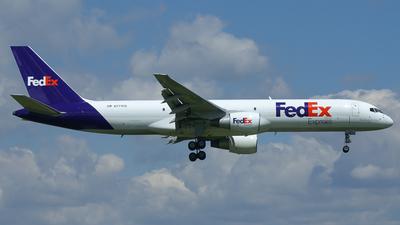 N771FD - Boeing 757-222(SF) - FedEx