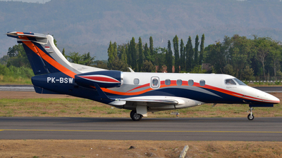 PK-BSW - Embraer 505 Phenom 300 - Private