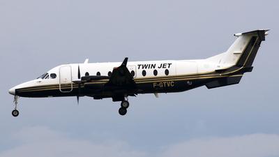 F-GTVC - Beech 1900D - Twin Jet