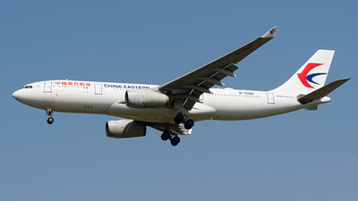 B-5961 - Airbus A330-243 - China Eastern Airlines