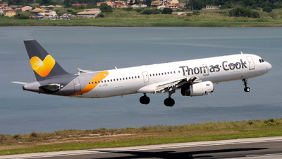 YL-LCQ - Airbus A321-231 - Thomas Cook Airlines (SmartLynx Airlines)