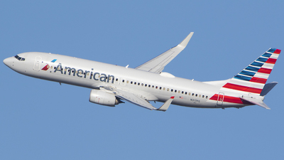 A picture of N317PG - Boeing 737823 - American Airlines - © Nelson Mejia