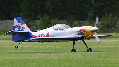 OK-XRA - Zlin 50LX - The Flying Bulls