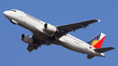RP-C8611 - Airbus A320-214 - Philippine Airlines