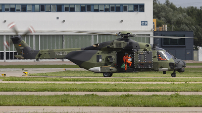 79-42 - NH Industries NH-90TTH - Germany - Army