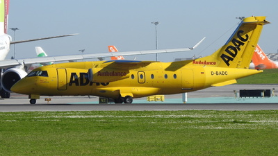 D-BADC - Dornier Do-328-300 Jet - Aero-Dienst