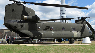 90-00214 - Boeing CH-47D Chinook - United States - US Army