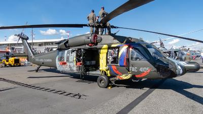 FAC4105 - Sikorsky AH-60L Arpía - Colombia - Air Force
