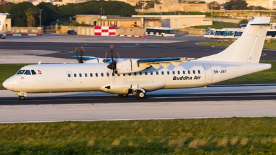 9N-AMY - ATR 72-212 - Buddha Air