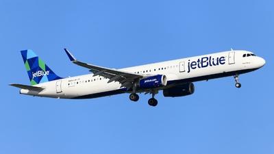 N952JB - Airbus A321-231 - jetBlue Airways