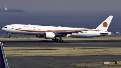 80-1112 - Boeing 777-3SBER - Japan - Air Self Defence Force (JASDF)