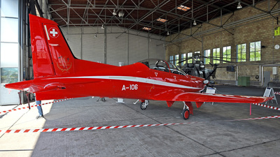 A-106 - Pilatus PC-21 - Switzerland - Air Force