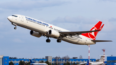 TC-JYO - Boeing 737-9F2ER - Turkish Airlines