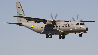 GHF550 - CASA C-295M - Ghana - Air Force