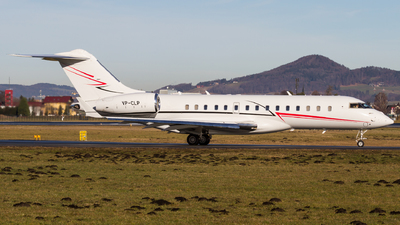 VP-CLP - Bombardier BD-700-1A10 Global Express XRS - Private