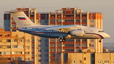 RA-61735 - Antonov An-148-100EA - Russia - Air Force