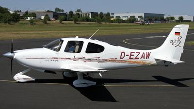 D-EZAW - Cirrus SR20-G2 - Private