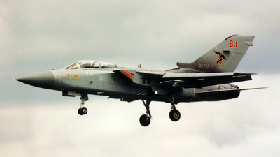 ZG755 - Panavia Tornado F.3 - United Kingdom - Royal Air Force (RAF)