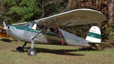 N3551V - Cessna 140 - Private