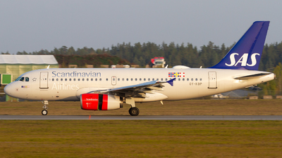A picture of OYKBP - Airbus A319132 - SAS - © Rickard Andersson
