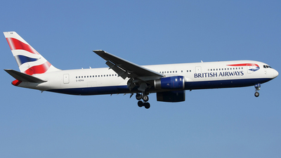 G-BZHA - Boeing 767-336(ER) - British Airways