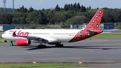 HS-LAH - Airbus A330-343 - Thai Lion Air