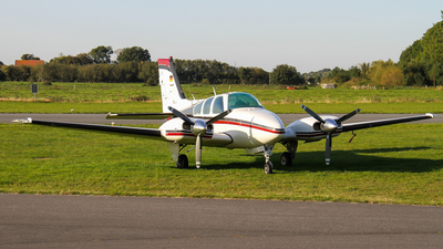 D-IDCA - Beechcraft 95-B55 Baron - Private