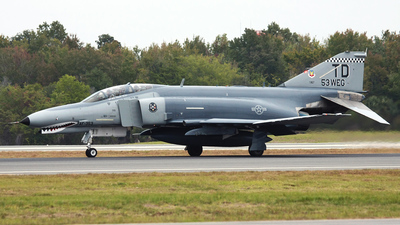 73-1167 - McDonnell Douglas QF-4E Phantom II - United States - US Air Force (USAF)